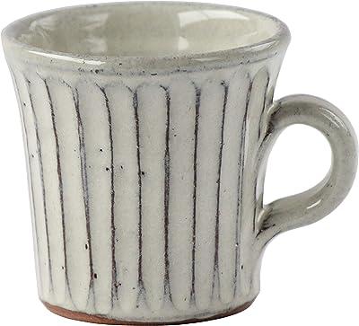 陶里 『信楽焼』かまくらマグカップ W305-12