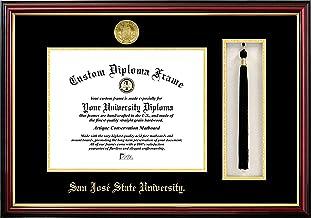 Campus Images MI981PMHGT Western Michigan University Tassel Box and Diploma Frame 8.5 x 11