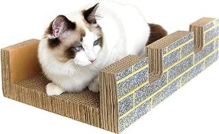 Best cat cube cardboard Reviews