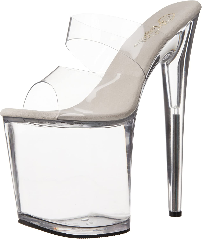 Pleaser Women's Flamingo-802 Platform Sandal