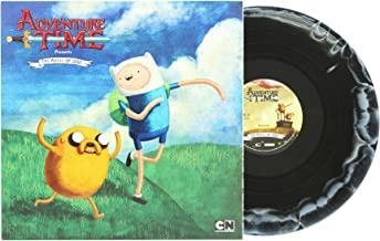 Adventure Time Presents: The Music of OOO (Limited Edition Black and White Gunter Variant)