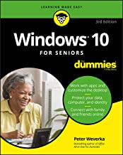 Windows 10 For Seniors For Dummies PDF
