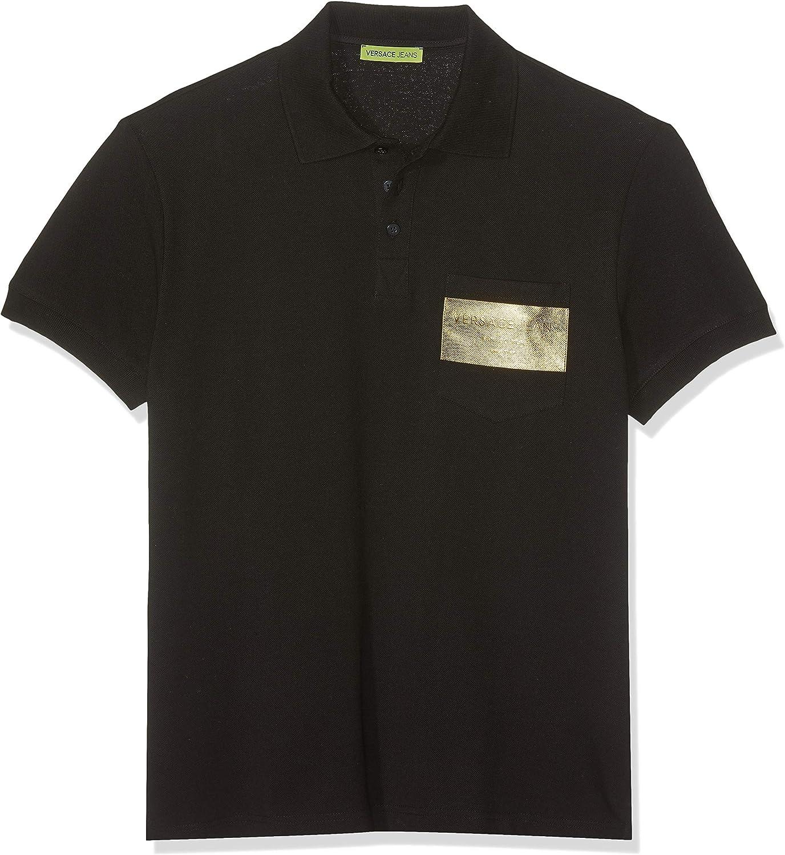 Versace Man T-Shirt Polo para Hombre