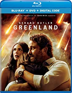 Greenland - Blu-ray + DVD + Digital