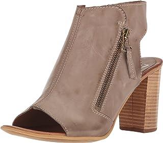 Miz Mooz Women's SUMMER Sandal, Stone, 40 M EU/9 US