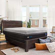 Sealy Performance Copper 13.5-Inch Plush Cooling Mattress, Queen, Made in USA, 10 Year Warranty