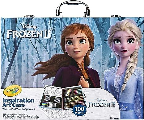 Crayola Frozen 2 Inspiration Art Case