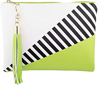 Best lime green clutch bag Reviews