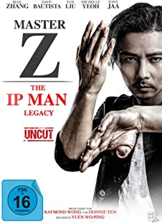 Master Z: The Ip Man Legacy [Alemania] [DVD]