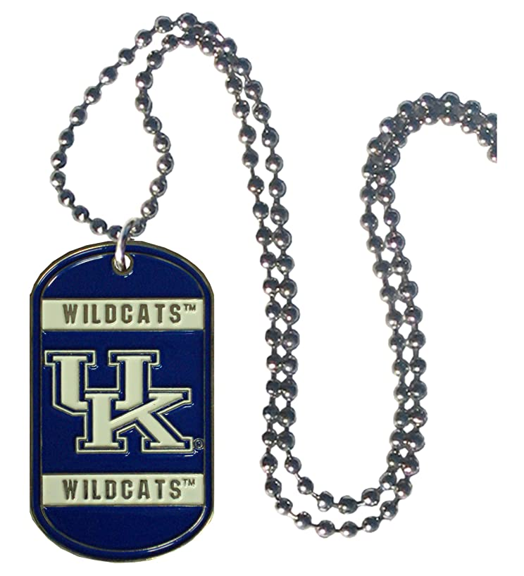 NCAA Dog Tag Necklace