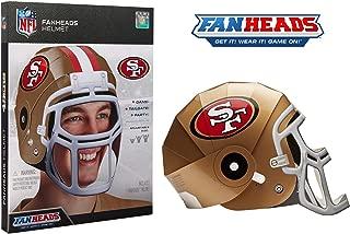 Best 49ers helmet hat Reviews