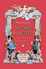 The Three Musketeers with a Letter from Alexandre Dumas Fils (Illustrated) (English Edition) Format Kindle