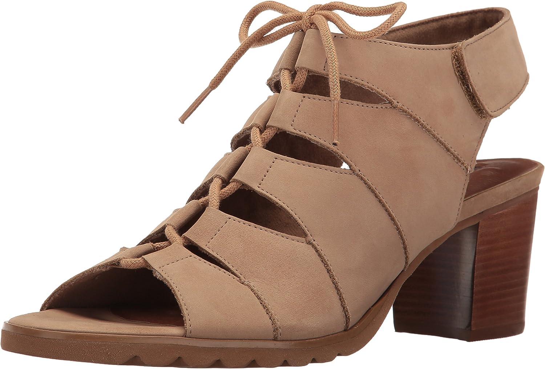 Walking Cradles Womens Nola Heeled Sandal