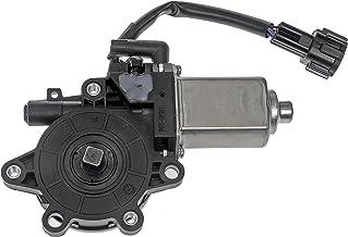 Dorman 742-529 Front Driver Side Power Window Motor for Select Nissan Models