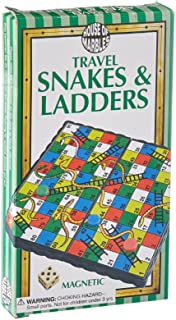House of Marbles Magnetic Snakes and Ladders Game