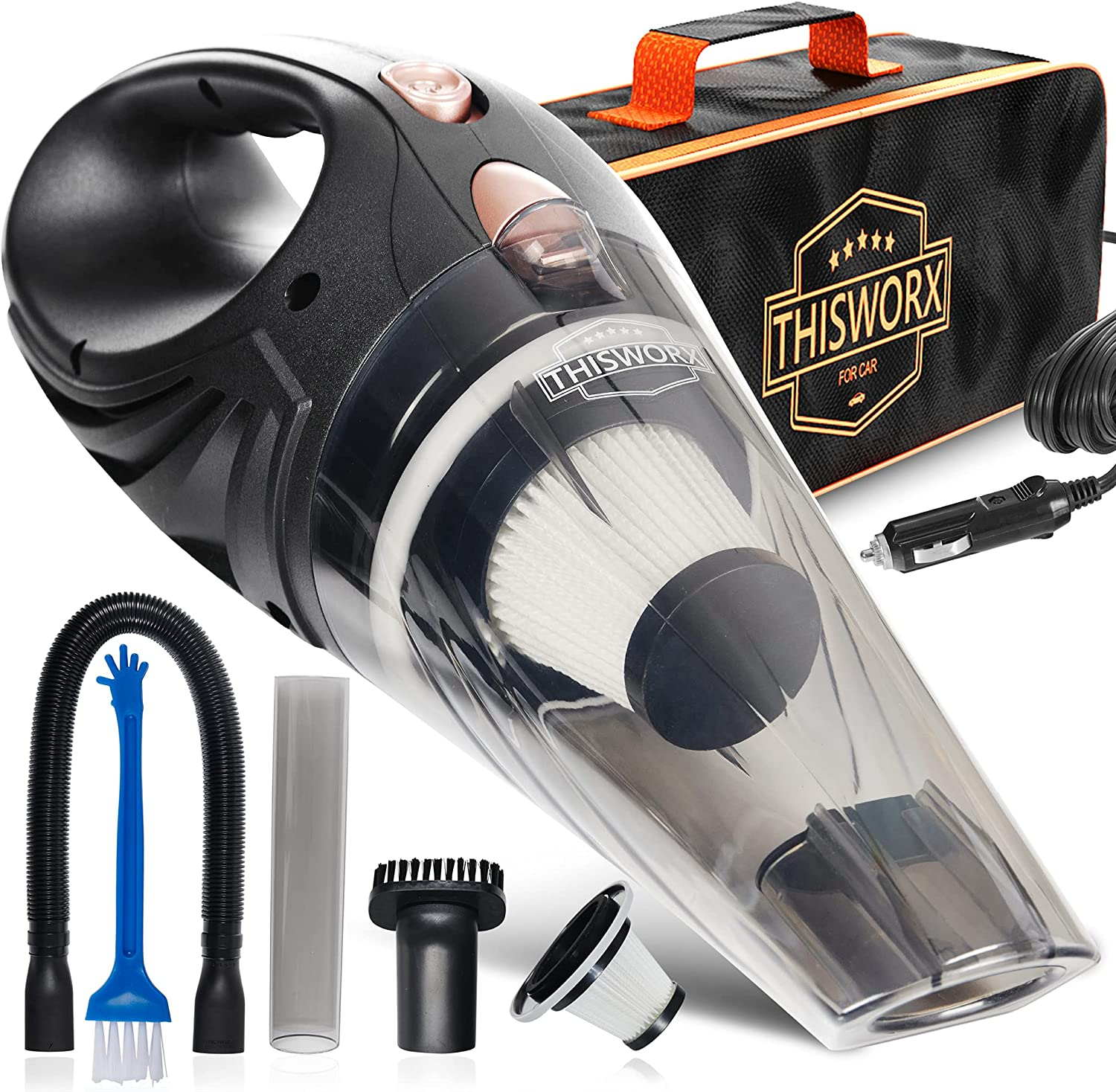 Best Vacuum For Car Cleaning