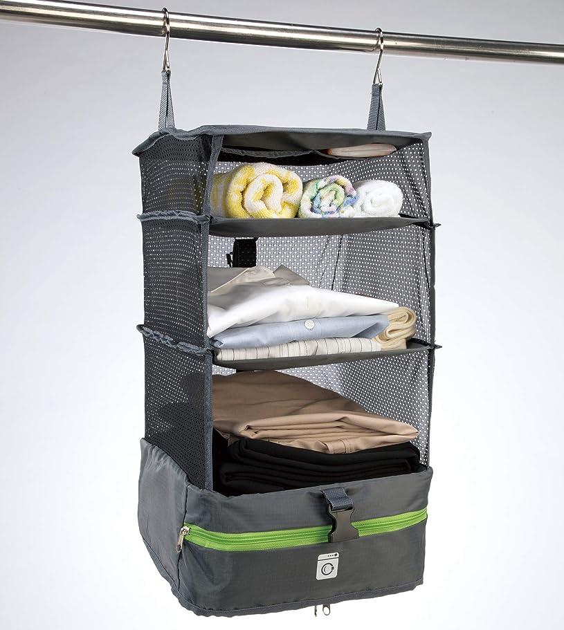 ルーフ剥ぎ取る伝説持ち運べるクローゼット スリム Fu-80326 <スーツケース 収納バッグ トラベルバッグ 旅行 ガーメントバッグ キャリーケース>