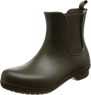 Crocs Women's Freesail Chelsea W Rain Boot