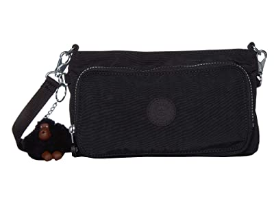 Kipling Myrte Convertible Crossbody Bag (True Black) Handbags
