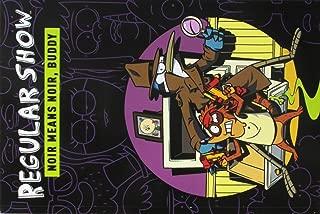 Regular Show Original Graphic Novel Vol. 2: Noir Means Noir, Buddy (2)