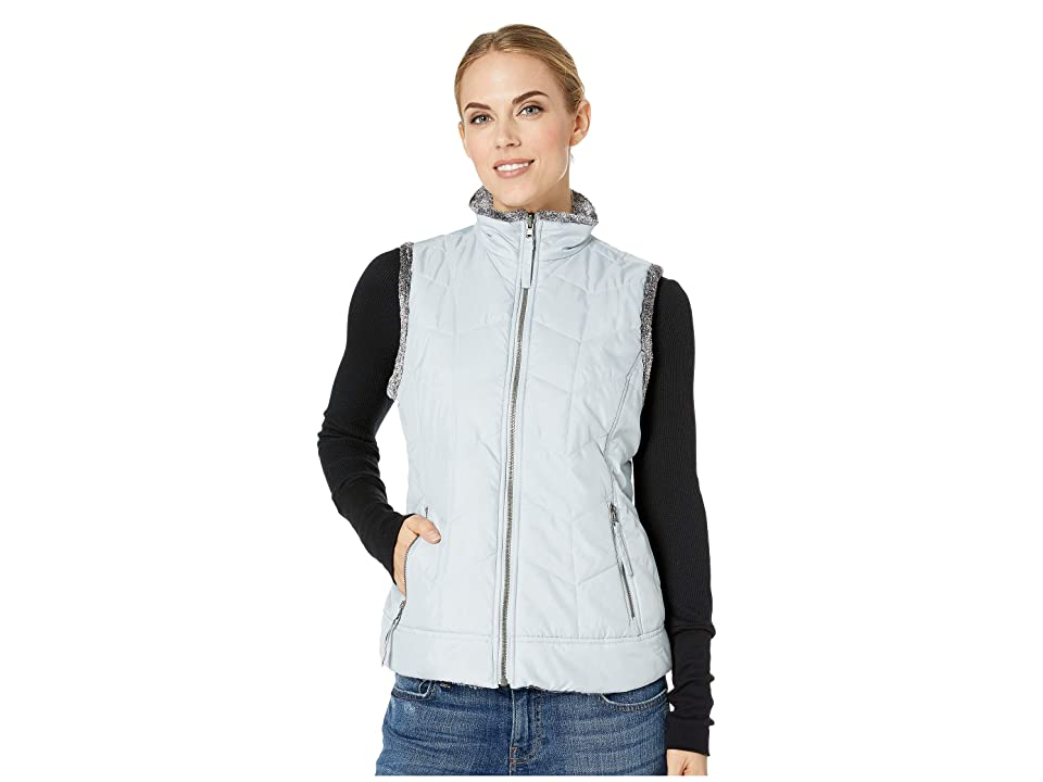 Royal Robbins Cozy Inside Out Vest (Light Pelican) Women