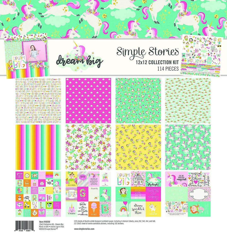 Simple Stories Scrapbook, Multi-Colour, Large