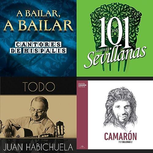 Flamenco para tus fiestas de Chano Lobato, Cantores De ...