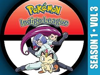 Pokémon: Indigo League-Volume 3