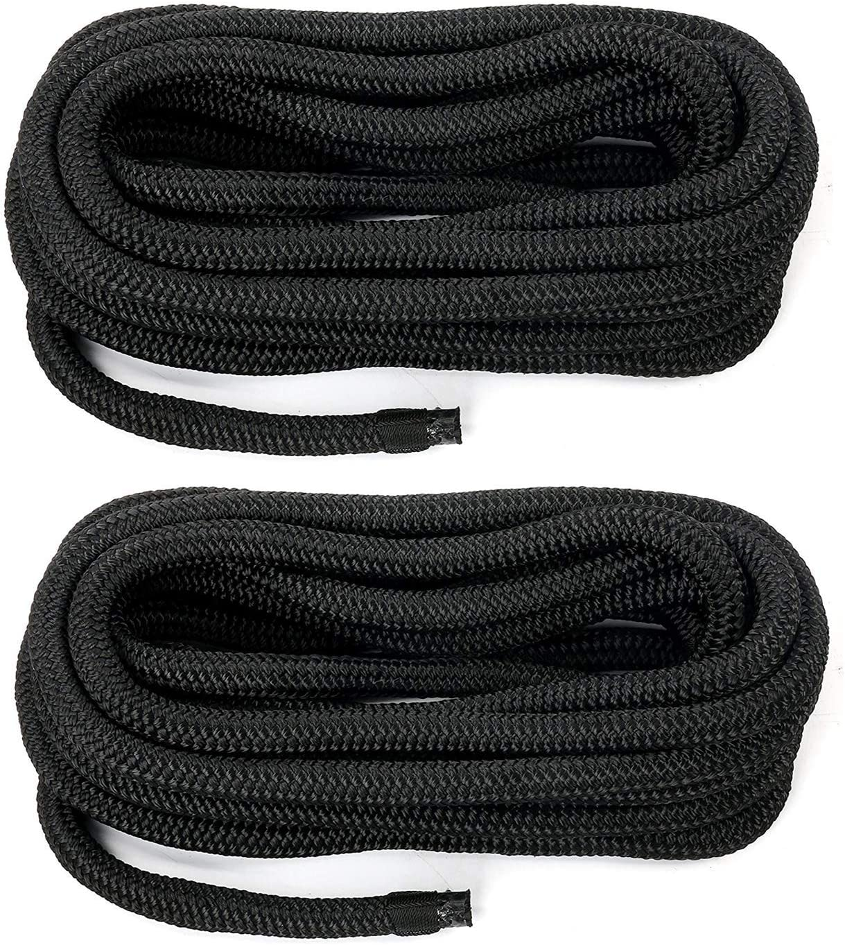 Amarine Max 71% OFF Made Double Braided Nylon Dock lbs Fort Worth Mall Breaking 7700 Lines S