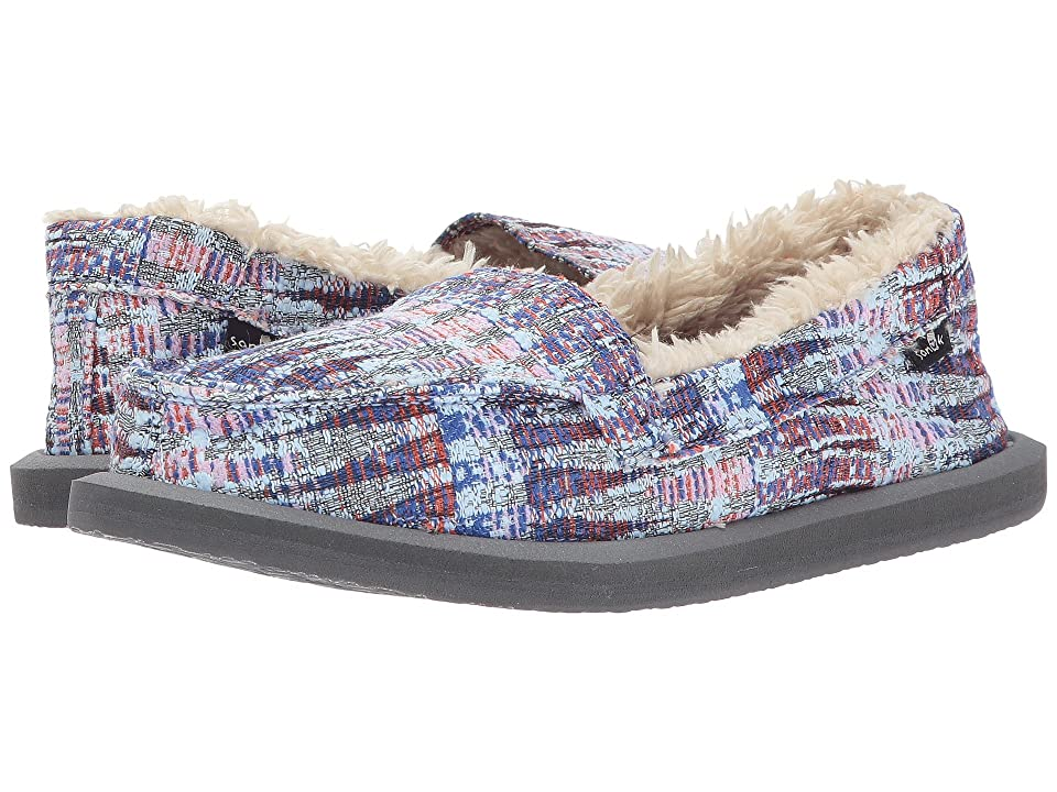 Sanuk Shorty Ice Chill (Dusty Peri Multi Icicle) Women