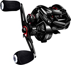 RUNCL Baitcasting Fishing Reel REMIEL, Baitcaster - Seamless Magnetic Brake System, 7.5:1 Gear Ratio, 10+1 Stainless Steel Ball Bearings, Sealed Drag, Lengthen Ergonomic Handle - Bass Fishing Reel