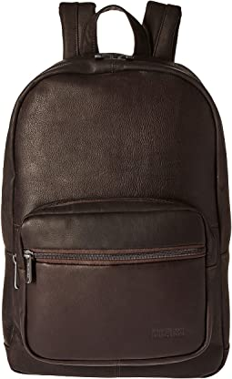 Ahead of the Pack - Leather Backpack