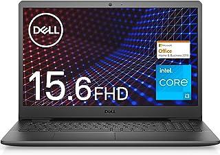 【MS Office Home&Business 2019搭載】Dell ノートパソコン Inspiron 15 3501 ブラック Win10/15.6FHD/Core i3-1115G4/8GB/256GB/Webカメラ/無線LAN NI3...