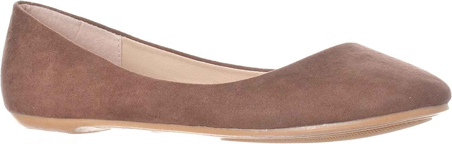 Alfani Womens Morgaan Leather Closed Toe Classic Pumps, Mulberry, Size 8.0