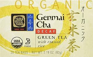 Yamamotoyama - Decaffeinated Genmai Cha (20 Tea Bags)