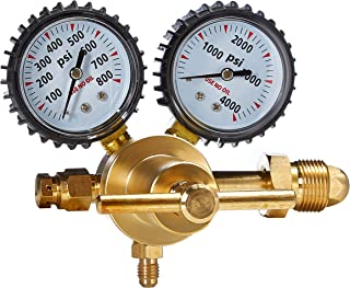 Best nitrogen gas regulator price Reviews