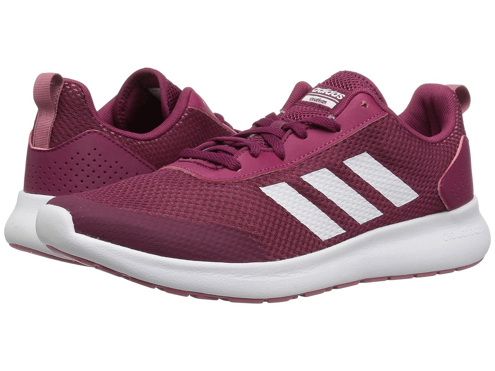 adidas Cloudfoam Element RaceStylish and characteristic shoes