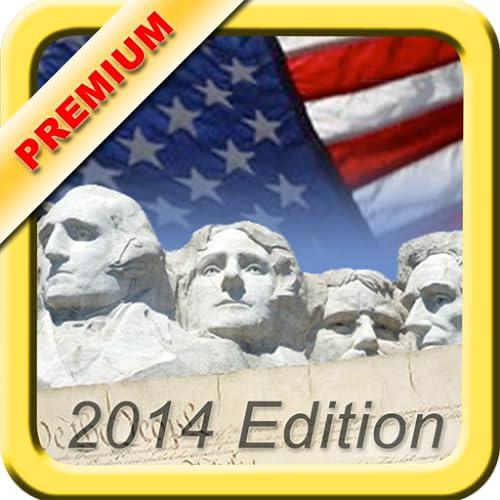 US Citizenship Test 2014 Premium