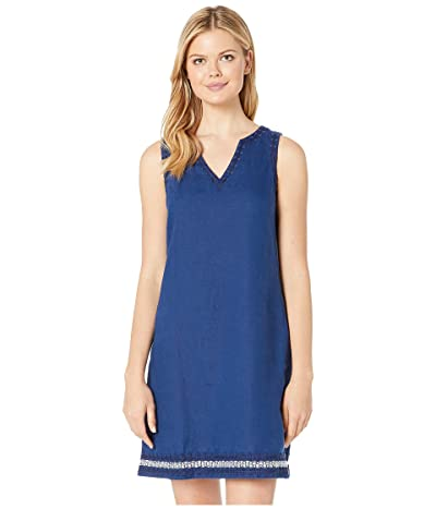 Hatley Portia Sheath Dress (Navy Blue) Women