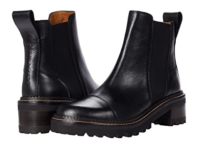 See by Chloe Mallory Ankle Boot