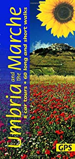 Umbria and the Marche: 8 Car Tours, 60 Long and Short Walks (Landscapes)