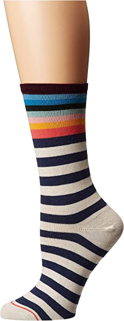 Gertrude Signature Stripe Sock