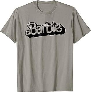 Barbie Retro Logo T-Shirt