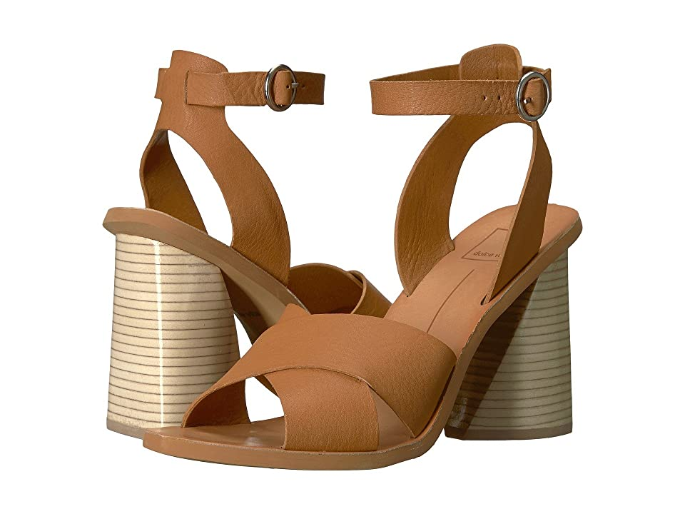 Dolce Vita Athena (Caramel Leather) Women