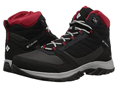 Columbia Terrebone II Sport Mid Omni-Tech (Black/White) Men