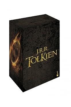 Estuche Tolkien (El Hobbit + La Comunidad + Las Dos Torres +El Retorno del Rey) (Biblioteca J. R. R. Tolkien) (Spanish Edition)