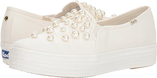 Pristine Twill/Pearls