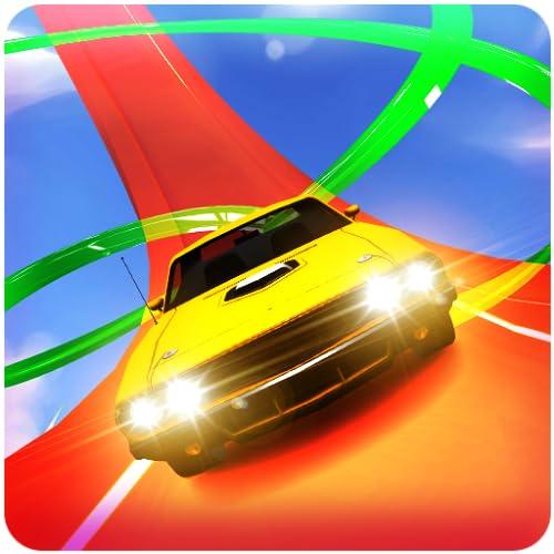 Speed Car Racing Stunt: Mega Ramp Tracks