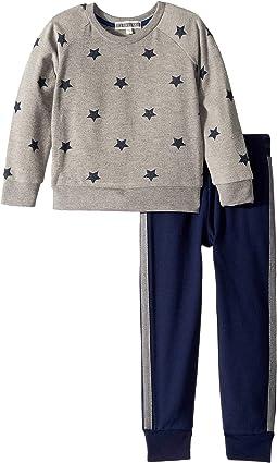 P.J. Salvage Kids - Super Star PJ Set (Toddler/Little Kids)