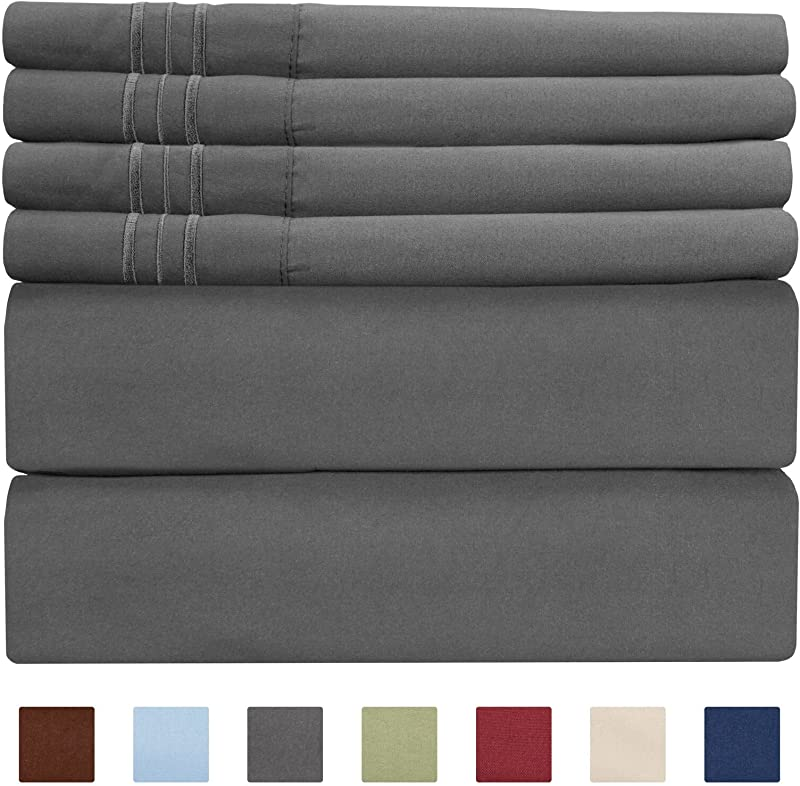 Extra Deep Pocket Sheets Deep Pocket Queen Sheets Extra Deep Pocket Queen Sheets Deep Fitted Sheet Set Extra Deep Pocket Queen Size Sheets Deep Pockets Sheets Fit 18 Inch To 24 Inches Sheets